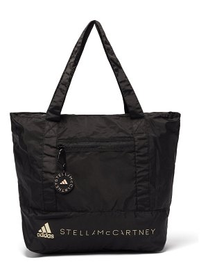 adidas by Stella McCartney packable recycled-fibre tote bag