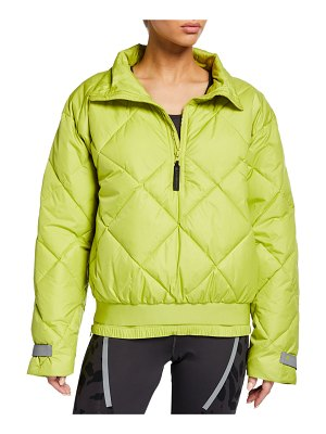 adidas by Stella McCartney Padded Pull-On Active Puffer Jacket