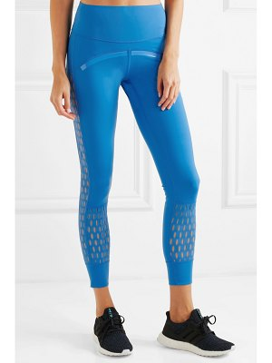 adidas by Stella McCartney parley for the oceans training believe this cutout stretch leggings