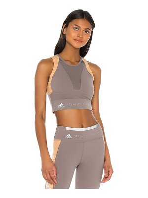 adidas by Stella McCartney run crop hr tank