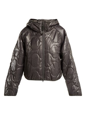 adidas by Stella McCartney Adidas By Stella Mccartney - Run Hooded Padded Jacket
