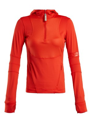 adidas by Stella McCartney Adidas By Stella Mccartney - Run Hooded Performance Top