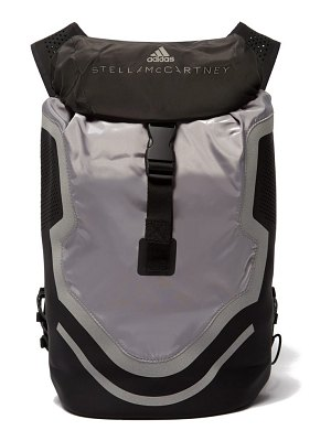 adidas by Stella McCartney run perforated neoprene backpack