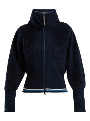 adidas by Stella McCartney Adidas By Stella Mccartney - Train High Neck Fleece Jacket
