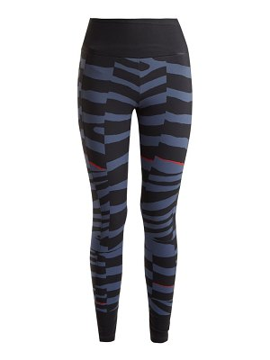 adidas by Stella McCartney Adidas By Stella Mccartney - Training Miracle Zebra Print Performance Leggings