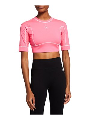 adidas by Stella McCartney TrueStrength Active Crop Top