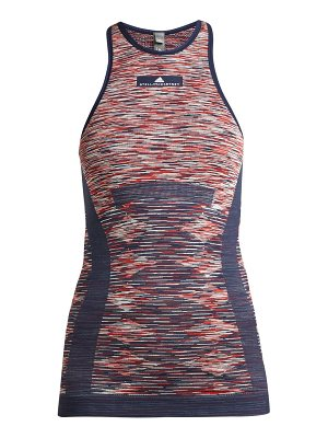 adidas by Stella McCartney Adidas By Stella Mccartney - Yoga Seamless Space Dye Tank Top