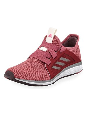 Adidas Edge Lux Stretch-Knit Sneakers