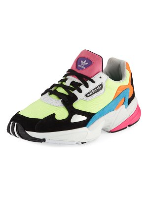 Adidas Falcon Fluorescent Running Sneakers