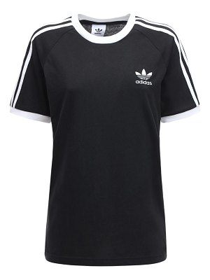 adidas Originals 3-stripes cotton t-shirt