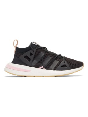 adidas Originals and pink arkyn sneakers