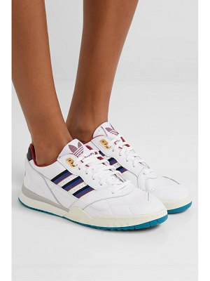 adidas Originals a.r. trainer quilted leather sneakers