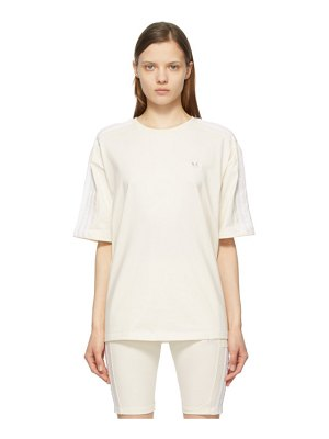 adidas Originals beige adicolor loose t-shirt