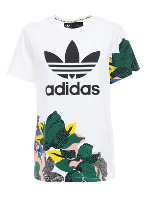 adidas Originals Bf printed cotton t-shirt