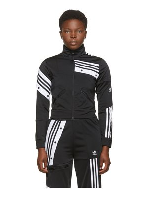 adidas Originals black danielle cathari edition track jacket