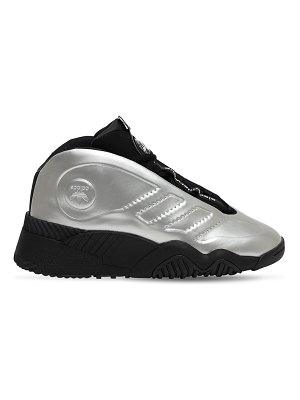 adidas Originals by Alexander Wang Aw futureshell high top leather sneakers