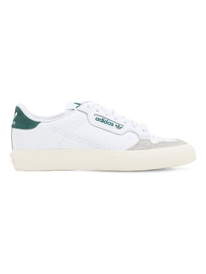 adidas Originals Continental vulcanized leather sneakers