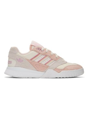 adidas Originals pink a.r. trainer sneakers