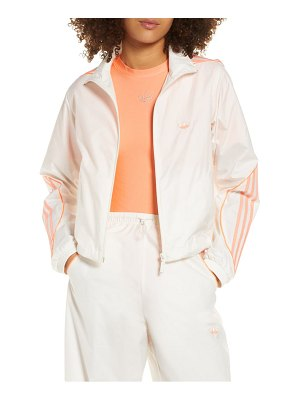 adidas Originals recycled polyester track jacket