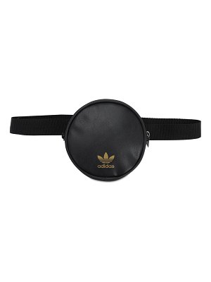 adidas Originals Round faux leather belt bag