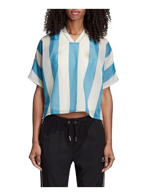 Adidas originals soccer jersey layer tee