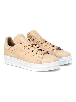 adidas Originals Stan Smith New Bold leather sneakers