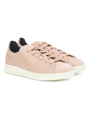 adidas Originals Stan Smith nubuck leather sneakers