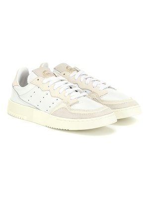 adidas Originals supercourt leather sneakers