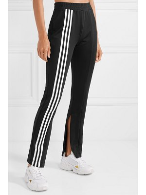 adidas Originals tlrd striped stretch-jersey track pants