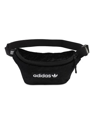 adidas Originals Velvet belt bag