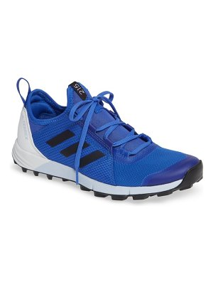 Adidas terrex agravic speed running shoe