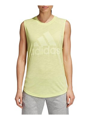Adidas winners muscle tee