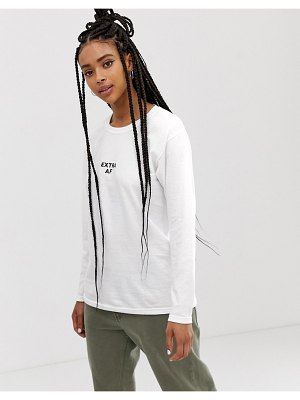Adolescent Clothing extra af long sleeve t-shirt