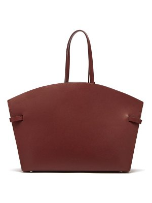 AESTHER EKME dawn leather tote bag