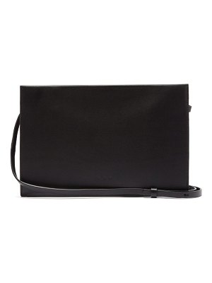 AESTHER EKME structured leather shoulder bag