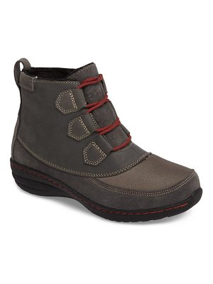 Aetrex berries ankle boot