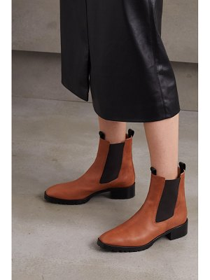 aeyde karlo leather chelsea boots