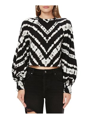 AFRM the chase crop top