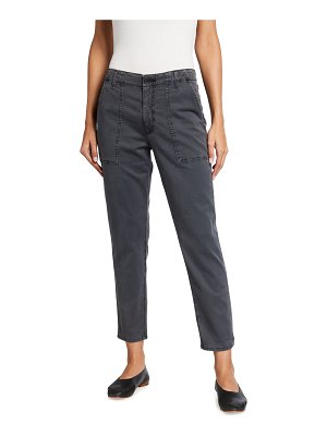 AG Adriano Goldschmied Caden Twill Ankle Trousers