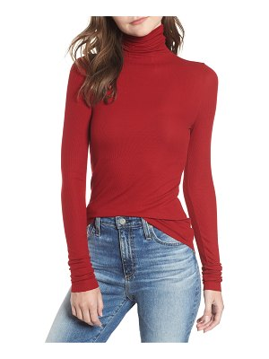 AG Adriano Goldschmied chels ribbed turtleneck sweater