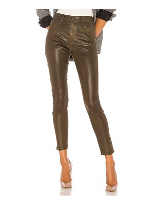 AG Adriano Goldschmied farrah skinny ankle leatherette. - size 23 (also