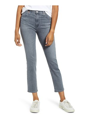 AG Adriano Goldschmied isabelle crop jeans