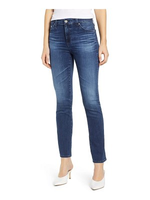 AG Adriano Goldschmied mari high waist slim straight leg jeans