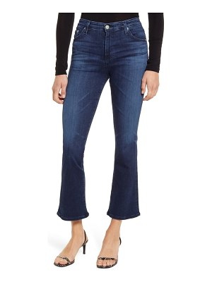 AG Adriano Goldschmied paige colette crop flare jeans