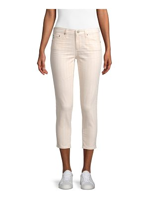 AG Adriano Goldschmied prima cigarette cropped jeans