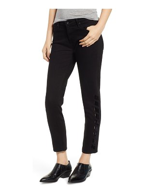 AG Adriano Goldschmied prima intertwined crop skinny jeans