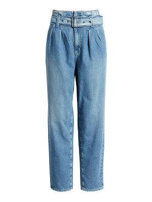 AG Adriano Goldschmied renn paperb waist ankle jeans