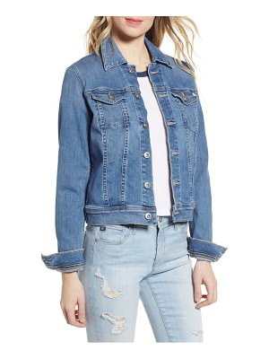 AG Adriano Goldschmied robyn denim jacket