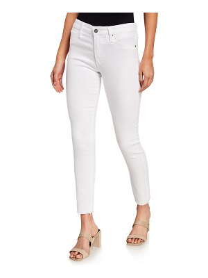 AG Adriano Goldschmied The Farrah High-Rise Ankle Skinny Jeans