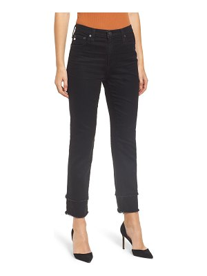 AG Adriano Goldschmied the isabelle high waist ankle straight leg jeans